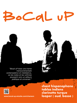 affiche BoCal uP 2019